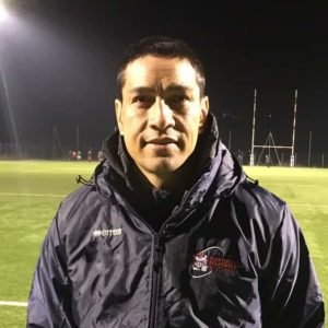 Regan King, Rangers Rugby Vicenza