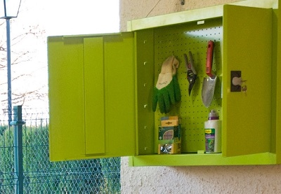 armoire de rangement exterieur