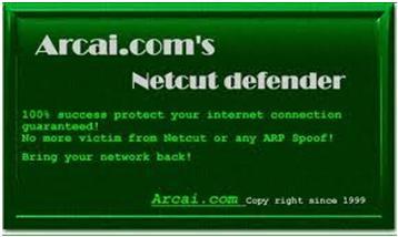 Tools Jaringan: Netcut Defender