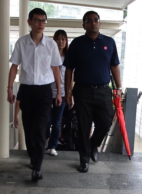 NTWU with SMRT Lim Say Heng_SMRT train accident