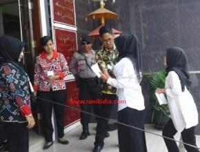 Tahapan Seleksi SKD CPNS Hingga Mengerjakan Soal Di Wisma Haji Alakhairiyah