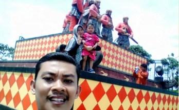 Rute, Tiket Wisata Rest Area Puncak Lampung Barat