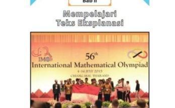 Materi Bahasa Indonesia Kelas XI SMA/SMK Teks Eksplanasi Pertemuan Kedua