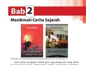 Materi Bahasa Indonesia Kelas XII SMA/SMK Menikmati Cerita Sejarah Pertemuan Kedua