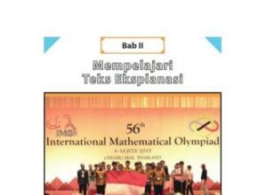 Materi Bahasa Indonesia Kelas XI SMA/SMK Teks Eksplanasi