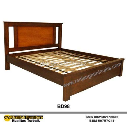 Jual Tempat Tidur Minimalis