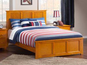 Tempat Tidur Minimalis Dewasa Alanna