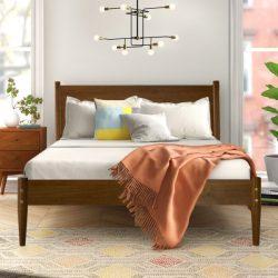 Dipan Tempat Tidur Jati Grady