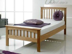Tempat Tidur Jati Minimalis Heywood