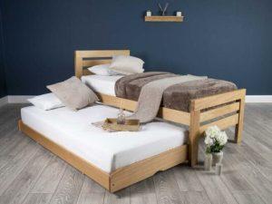 Tempat Tidur Tamu Jati Minimalis Goodwood