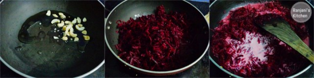 beetroot halwa in tamil