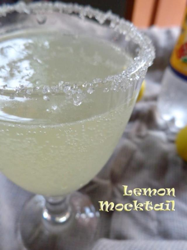 Lemon Mocktail