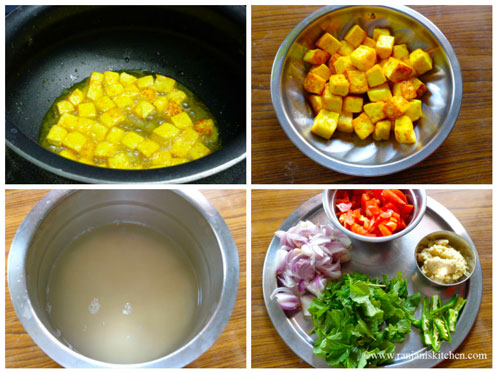 Paneer rice recipes