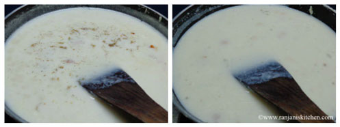 steps to prepare rice kheer