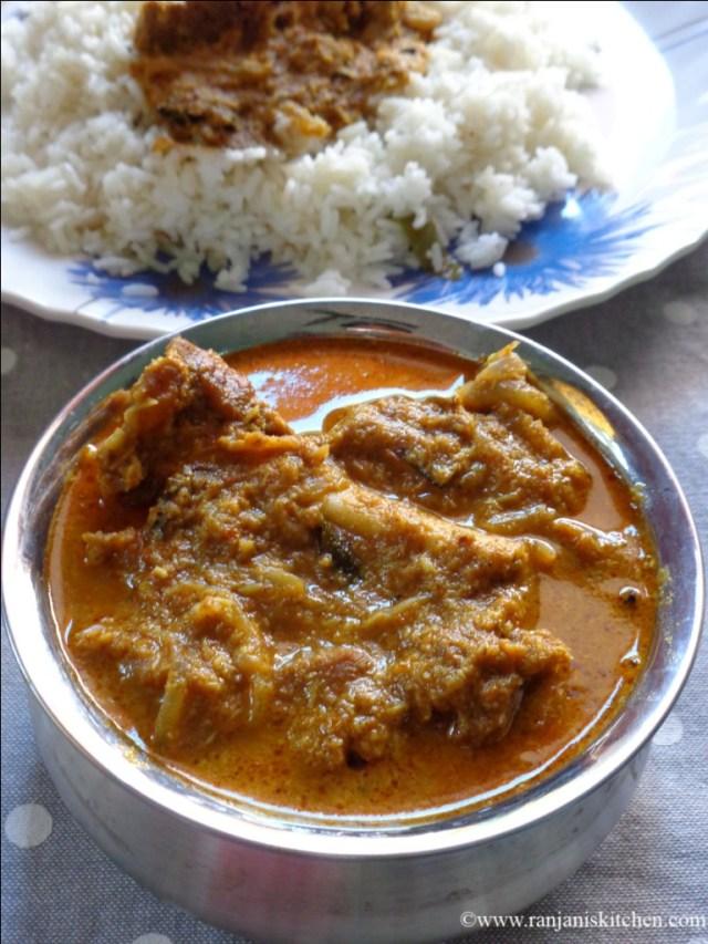 Mutton Kuzhambhu