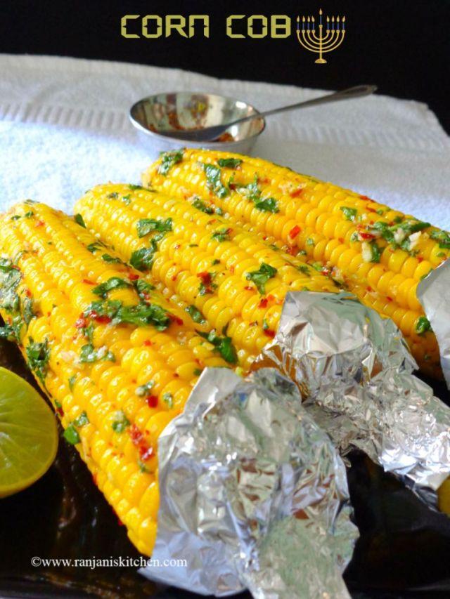 indian corn recipes