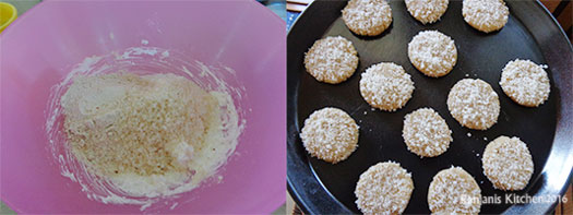 how-to-make-wheat-coconut-cookies
