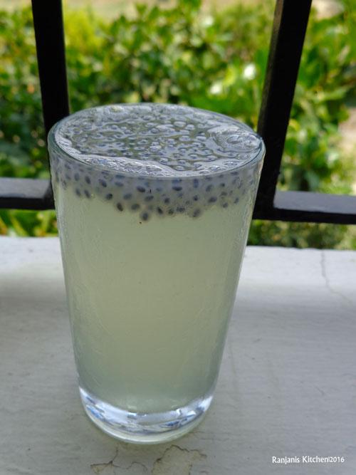 Indian Lemonade | How to make indian Lemonade