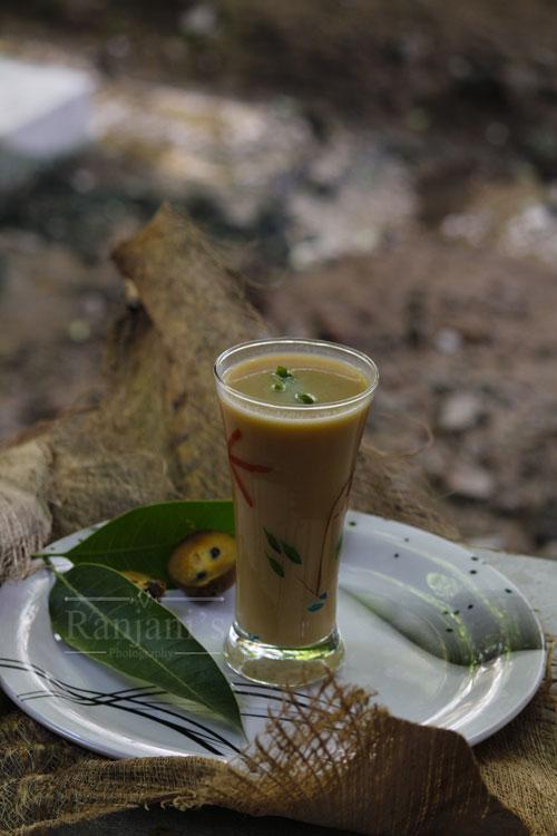 Chikoo milkshake recipe | sapodilla milkshake recipe