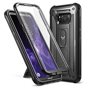 Youmaker case with screen protector for galaxy s8 plus