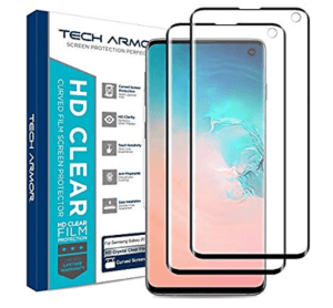 Tech armor hd clear for s10