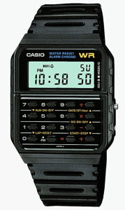 best selling calculator casio watch
