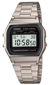 stainless steel digital best selling casio watches
