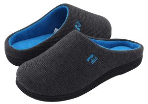 rockdove mens house slippers