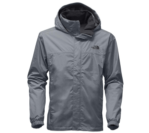 the north pace raincoat