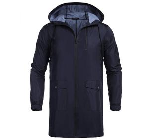 coofandy rain jacket men