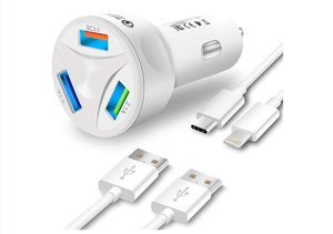 Zoyol fast car usb charger