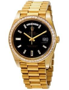 Rolex 18k yellow gold