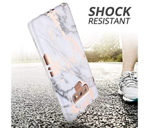 Shock resistant note 9 case