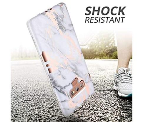 Shock resistant note 9 case
