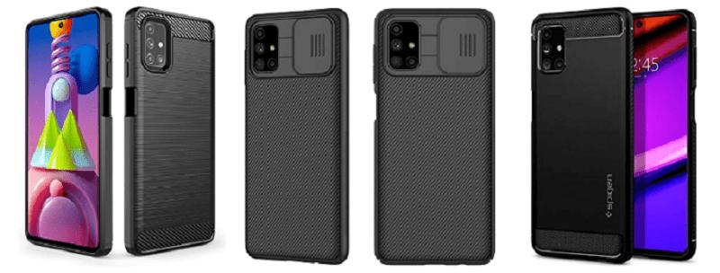 Galaxy M51 Best Cases