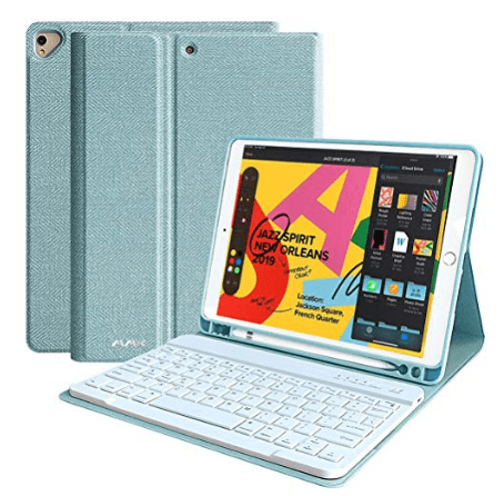 ipad 8th keyboard cases