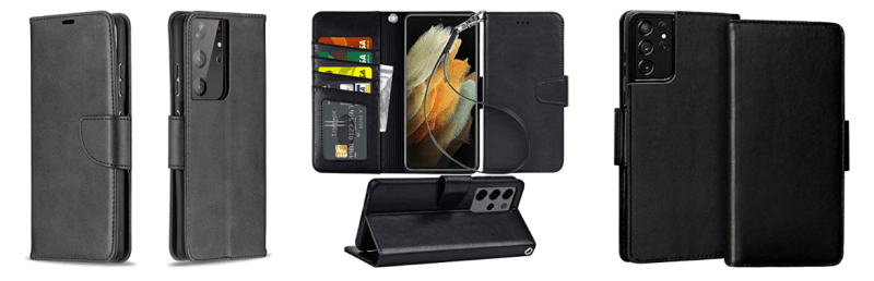 Galaxy S21 plus Wallet Cases