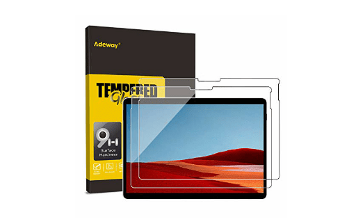 Best Screen protectors surface pro x