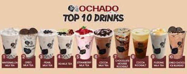 Here's our Top 10 Best Sellers!... - OCHADO Philippines | Facebook