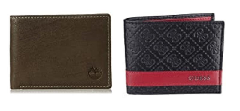 Men's Wallets on Amazon