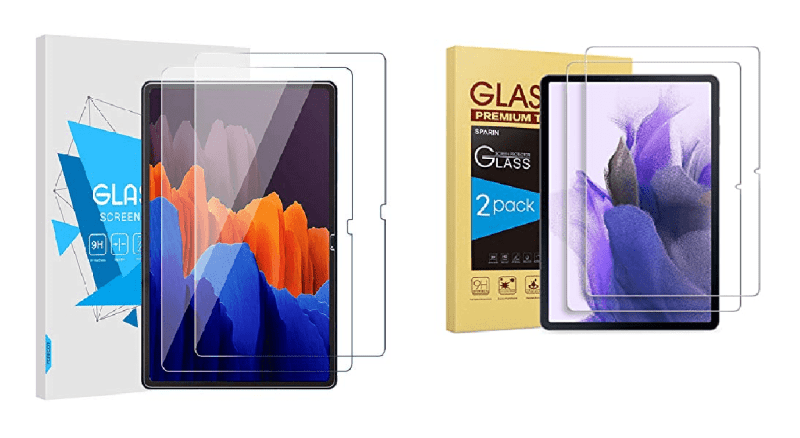 Best Screen Protectors for Samsung Galaxy Tab S7 plus & Tab S7 FE