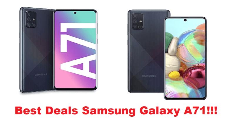 Buy Samsung A71