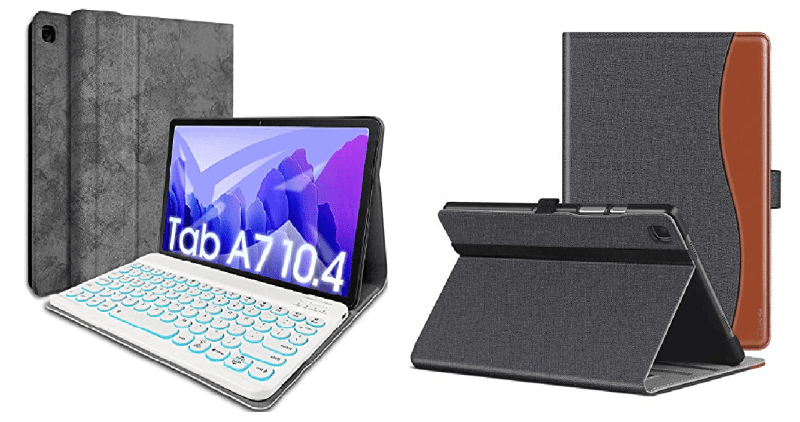 best keyboards & Cases for Samsung Galaxy Tab A7 UK