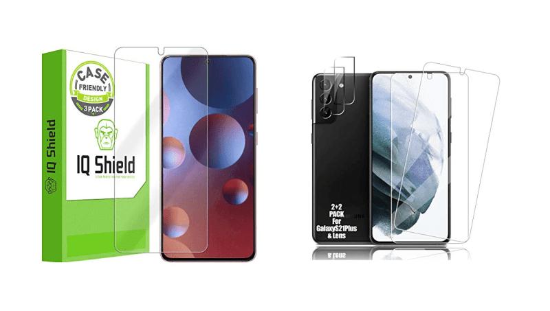 Best Galaxy S21 Plus Screen Protectors