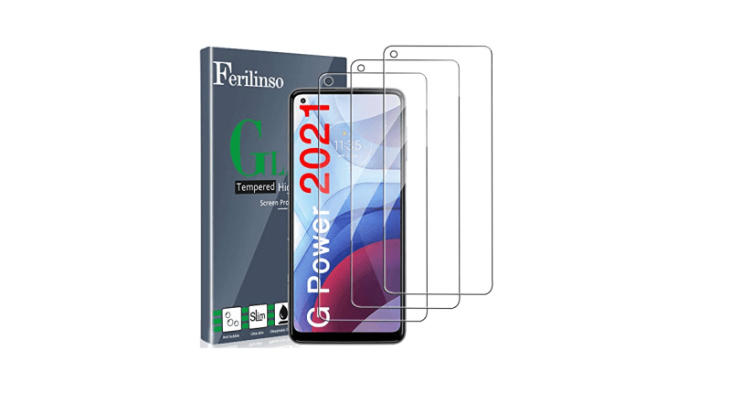 Motorola G Power 2021 screen protectors