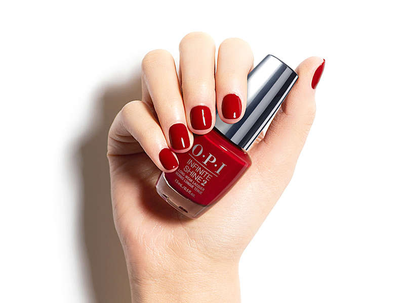 10 Best Holiday Red Nail Polishes Rank Style