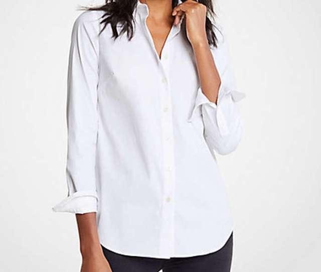 Ann Taylor Perfect Shirt