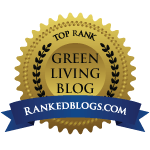 Top Ranked blog Green Living Guy