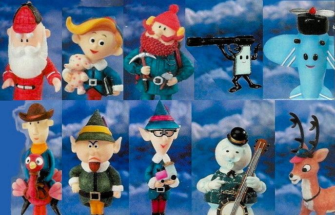 Rankin Bass characters