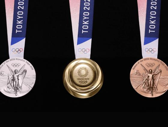 paises com mais medalhas